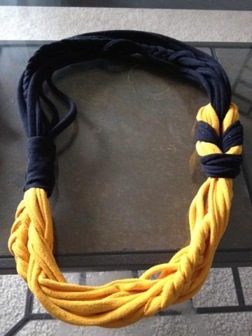 Ttshirt item 4- Combo scarf | Heart Felt Ideas