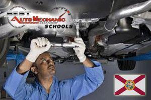 Check out the Top Auto Mechanic Schools in Florida (FL) - http://best-automechanicschools.com/florida/