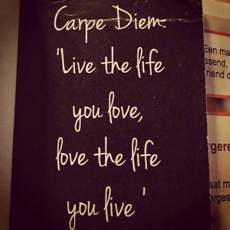 Popular Carpe Diem Quotes