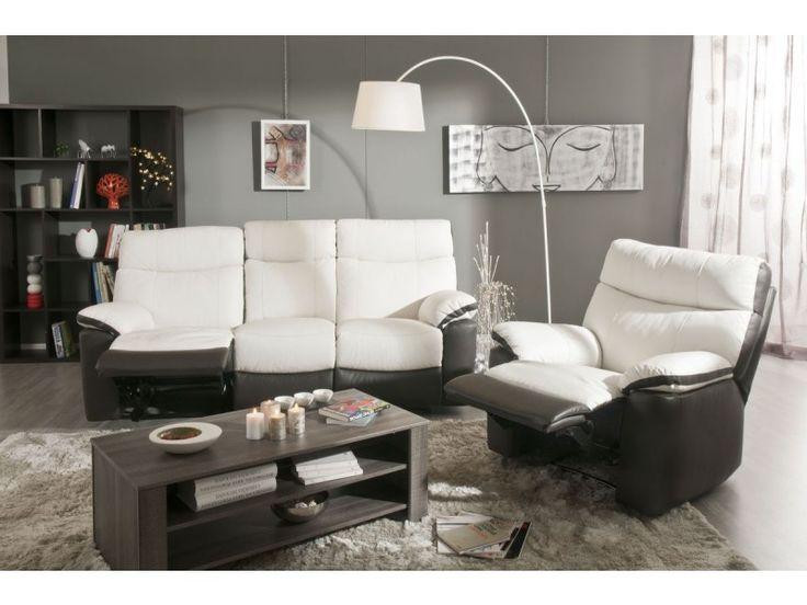 Sof sharona sofa sofas conforama decoracion - Modelos de sofas de piel ...