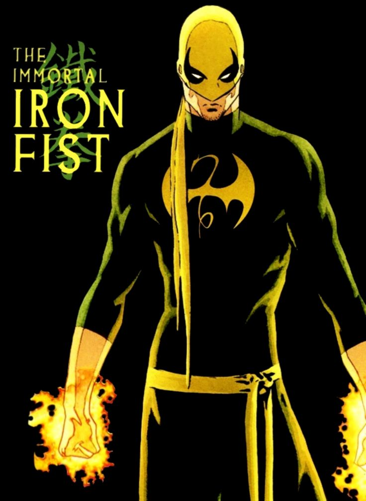 The Immortal Iron Fist #6 - David Aja