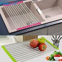 Nul Sink Opslag Schotel Droogrek Houder Fruit Groente Afdruiprek Colanders Keuken(China (Mainland))