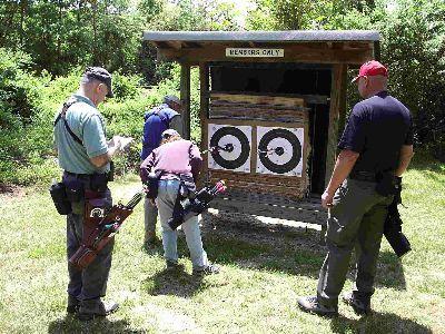 Mayberry Archers Field Archery