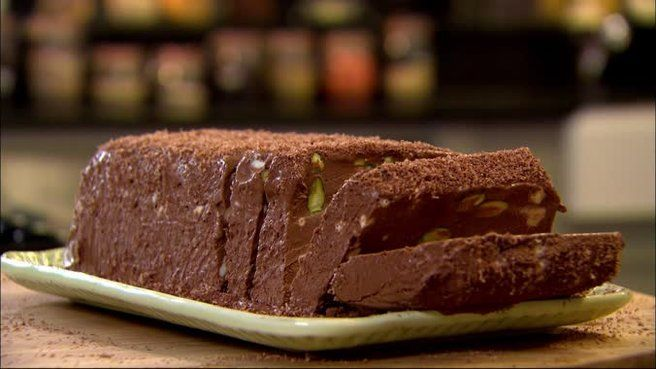 Gordon Ramsay : gâteau au chocolat