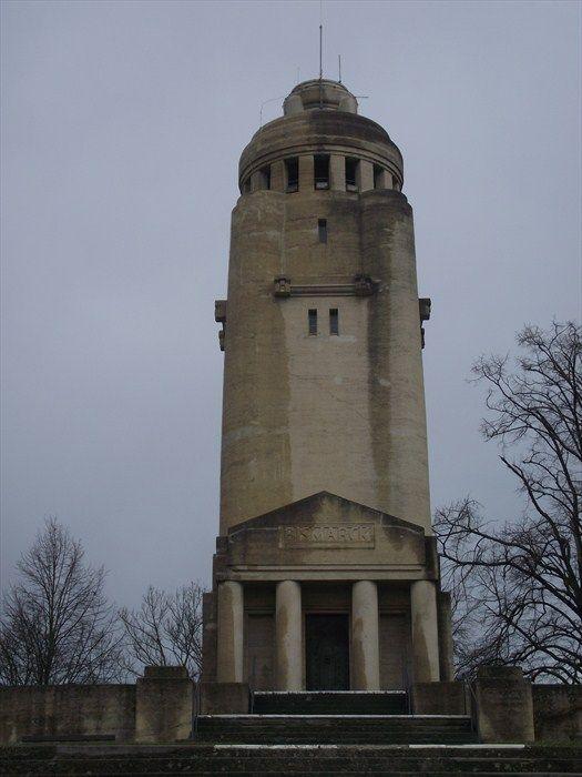Bismarckturm, Konstanz, BW Image