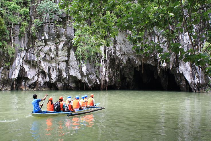 Puerto Princesa Subterranean River National Park - Wikipedia