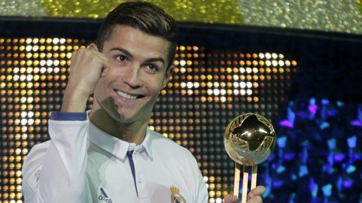 Cristiano Ronaldo el mejor deportista Europeo 2016