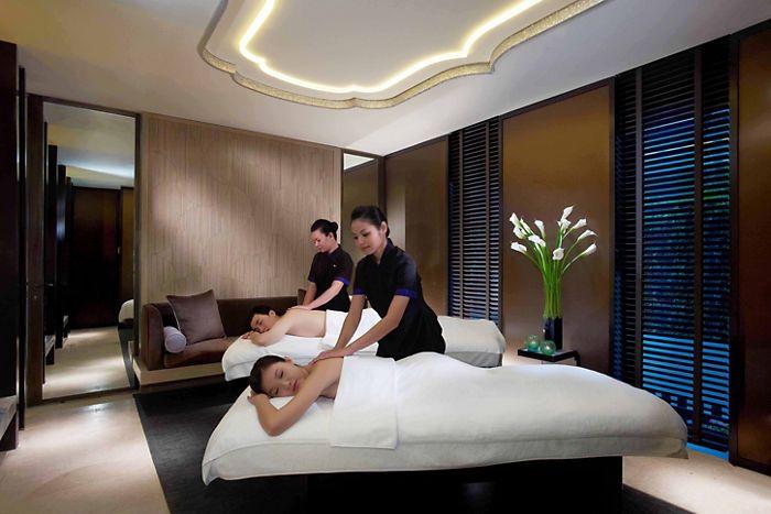 Mandarin Oriental Hotel, Singapore The Spa