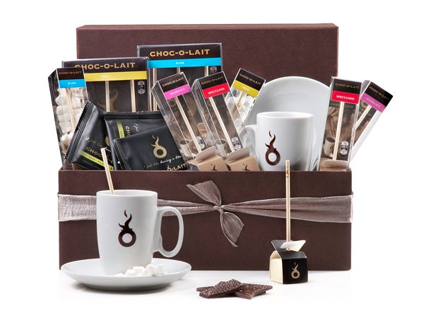 Enjoy hot chocolate like you have never tasted it before. In this luxurious gift set you will discover the amazing world of Choc-o-lait.