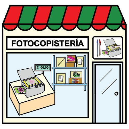 Pictogramas ARASAAC - Copistería.