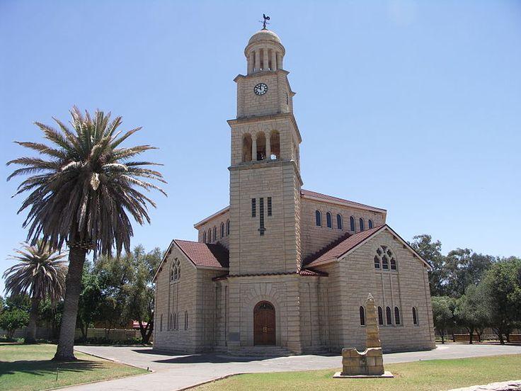 Nederduits Gereformeerde Kerk in Wolmaransstad, South Africa
