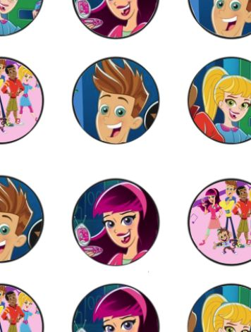 Fresh Beat Band of Spies Birthday Party Printables | Daisy Celebrates!