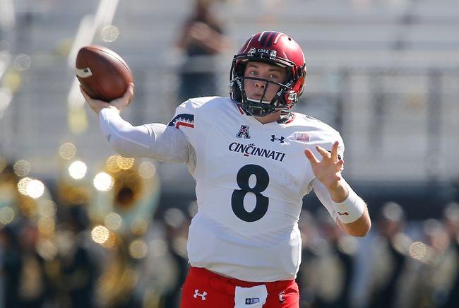 Memphis at Cincinnati - 11/18/16 College Football Pick, Odds, and Prediction