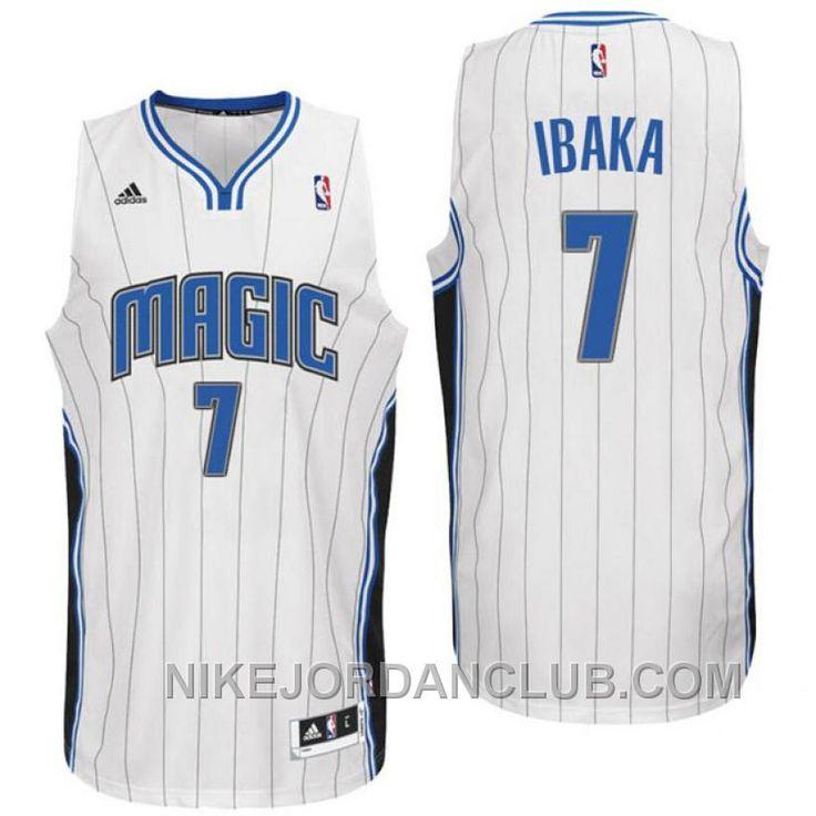 http://www.nikejordanclub.com/serge-ibaka-orlando-magic-7-new-swingman-home-white-jersey-online.html SERGE IBAKA ORLANDO MAGIC #7 NEW SWINGMAN HOME WHITE JERSEY ONLINE Only $89.00 , Free Shipping!