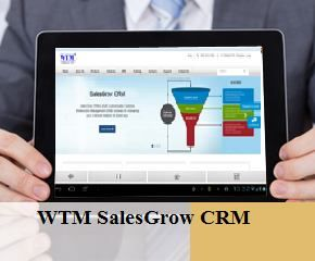 WTM #SalesGrow #CRM is the world's leading provider of on-demand integrated business application #software. Free for 10 user Forever. http://wtmit.com/crm