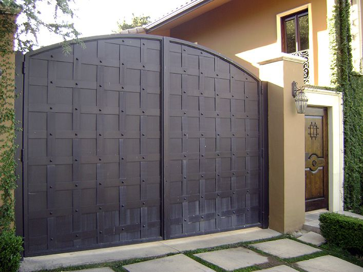 Iron Gate Privacy Ideas Bing Images Gates Railings