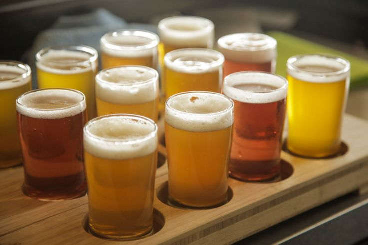 Pub crawl on Division Street: Ground Breaker Brewing