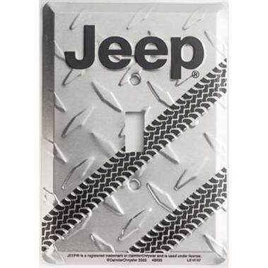 Jeep Light Switch Plate