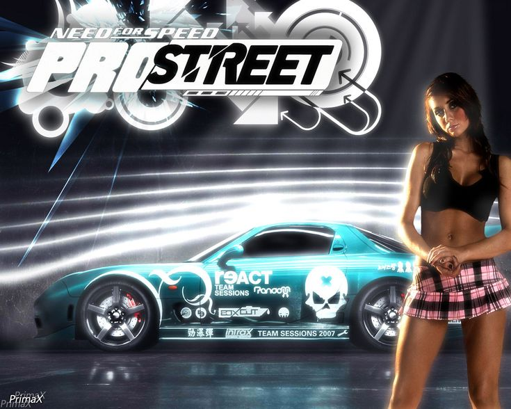 Need For Speed Prostreet 2007 Wallpaper
