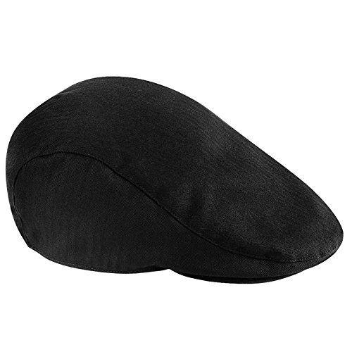 70 kr. (Elegant) Unisex Beechfield Vintage Cotton Flat Cap Hat Black Size S/M Beechfield http://www.amazon.co.uk/dp/B00RXQMFA2/ref=cm_sw_r_pi_dp_VrV2wb0NJC0WT