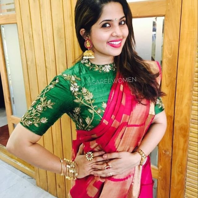 new lower prices reliable quality outlet store sale The Most Stylish Blouses Designs For Simple Sarees   Bridal blouse ...