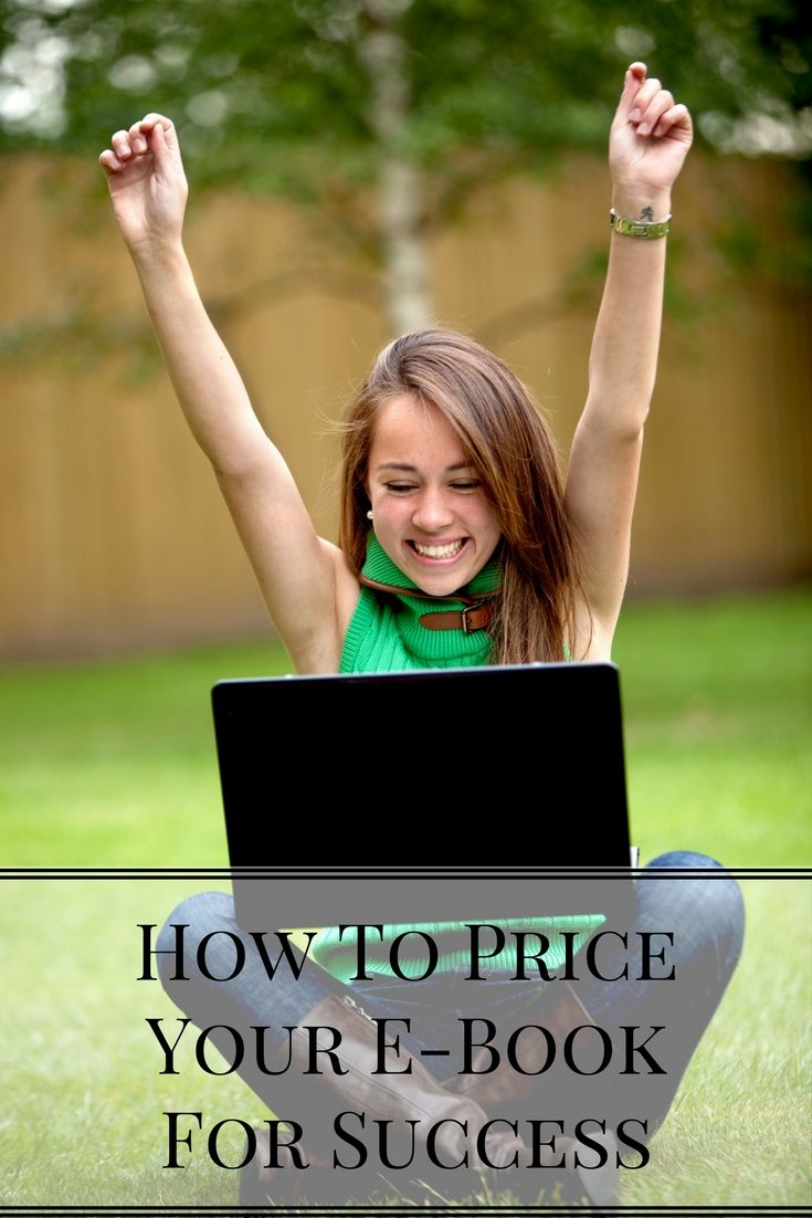 Tips and tricks to properly price your e-book! #indiewriter #selfpublishing #ebookpricing