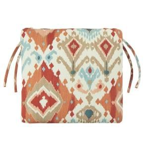 Home Decorators Collection Alessandro Spiceberry Rectangular Outdoor Seat Cushion 1572610180 at The Home Depot - Mobile