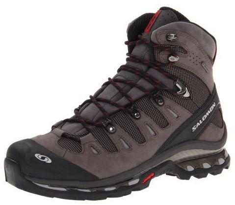 Salomon Hiking Boots – Men's Quest 4D GTX Boots Review - Cool Hiking Gear