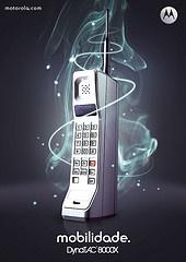 Motorola DynaTac ($3995 in 1983)