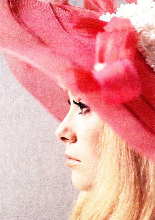 Catherine Deneuve in Les Demoiselles de Rochefort, 1967.