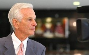 Brazilian billionaire Jorge Paulo Lemann (Photo by  Alan Marques/Folhapress)
