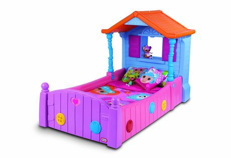 Lalaloopsy Twin Bed for sale at Walmart Canada. Shop and save Furniture online for less at Walmart.ca