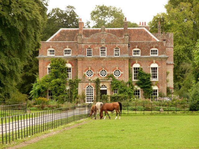 Biddesden - Horse and House - geograph.org.uk - 1459853 - Biddesden House - Wikipedia, the free encyclopedia