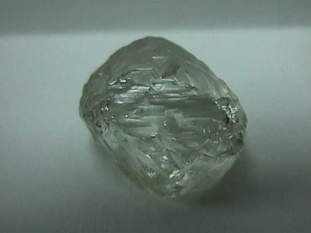How to Ident... Unpolished Diamond