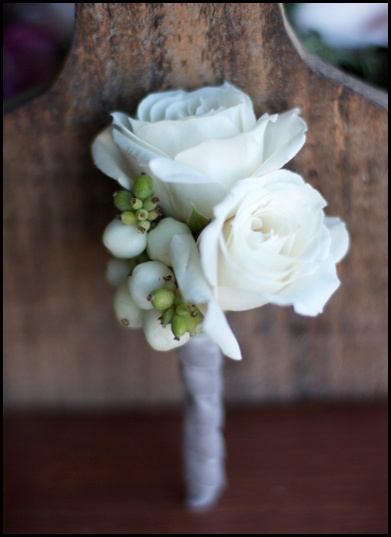 White Garden Rose Boutonniere 64 best spray roses wedding flowers images on pinterest | flowers