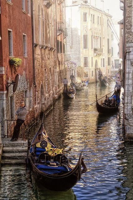 Venice, Italy - Zu Sanchez