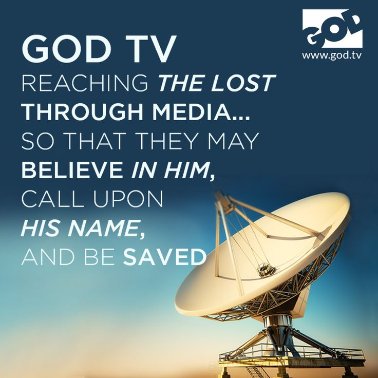 GOD TV is transforming lives around the world, thank you for partnering with us in this!