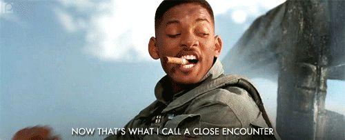 Will Smith becoming an iconic action hero in Independence Day