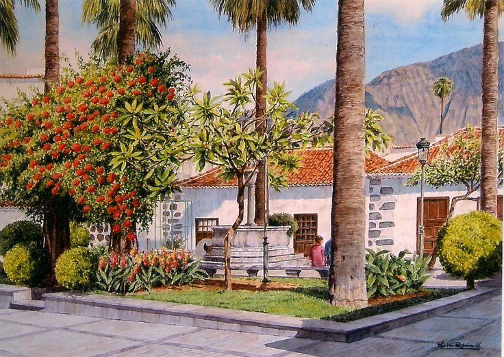 LOS LLANOS DE ARIDANE
