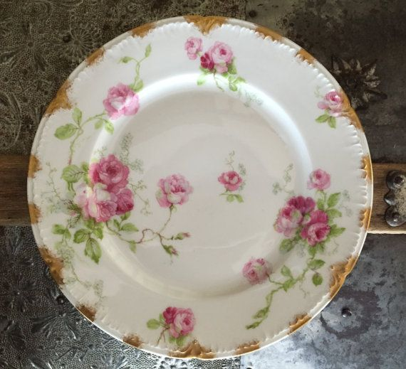 CH Field Haviland Limoges GDA France Country Chic by tycaalak