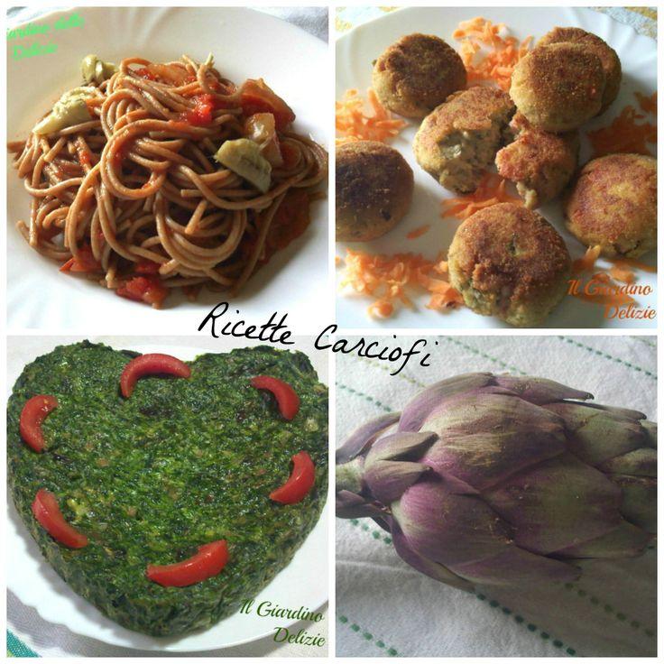 CARCIOFI_ raccolta ricette_