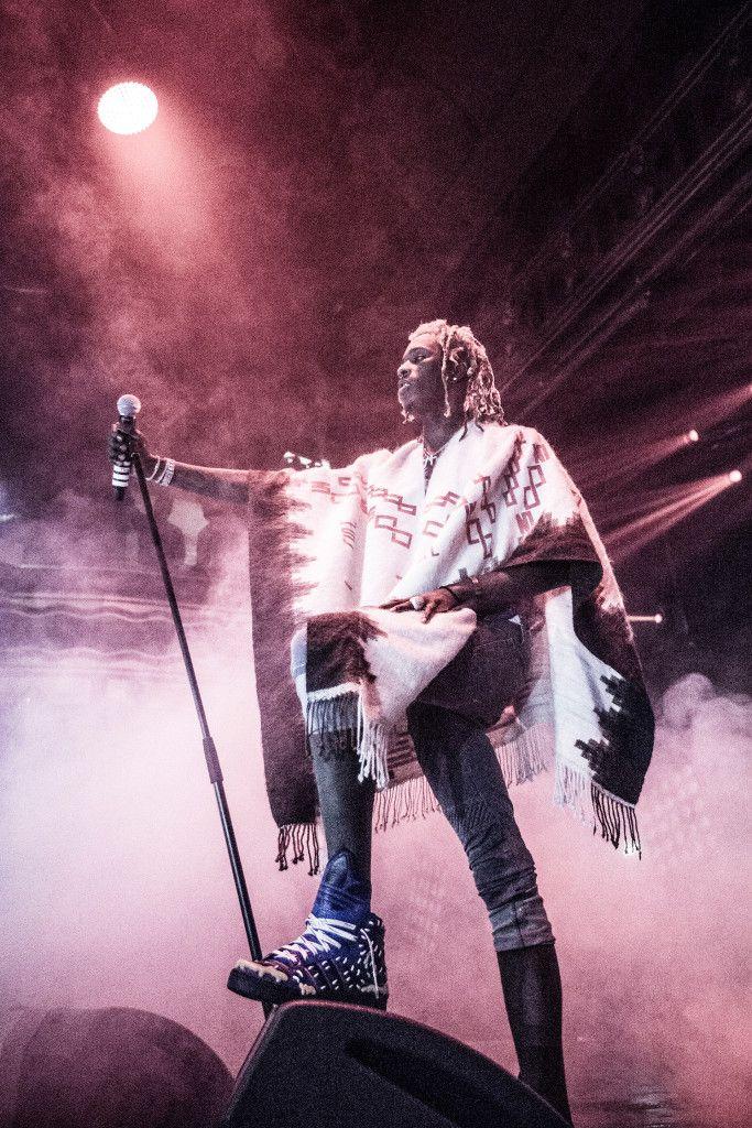 Young Thug Isn't Rapping Gibberish, He's Evolving Language