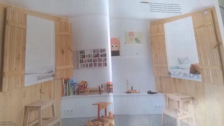 17 beste idee n over gedeelde kamers op pinterest vier kinderen broers kamer en gedeelde kast - Kinderen slaapkamer decoratie ideeen ...
