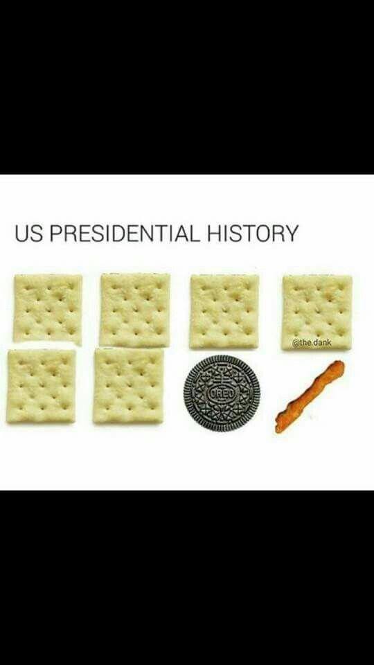 US presidential history.