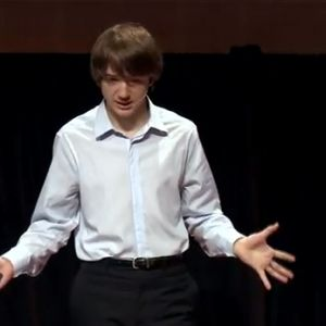 15 year old invents New Method of Diagnosing Cancer and talks about the power of internet as source of innovation.