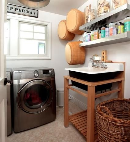 10 Best Images About Laundry Rooms Absent Ideas On Pinterest Ladder Washer