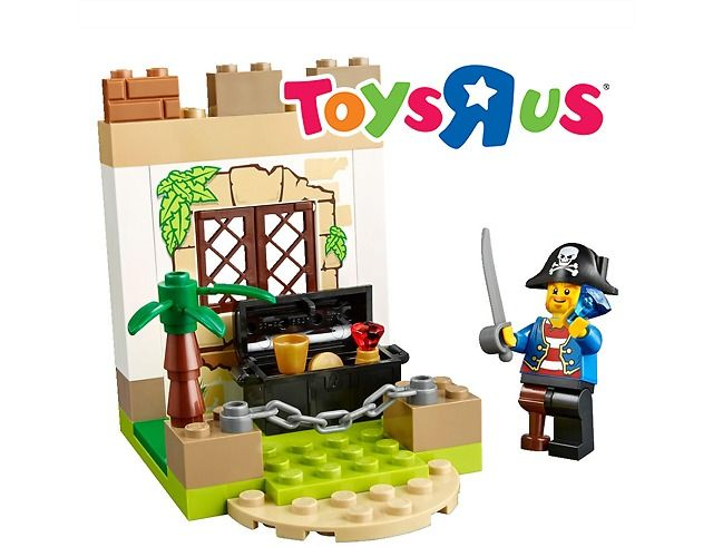 Lego Clearance Sale From $3.98 at Toys R Us $3.98 (toysrus.com)