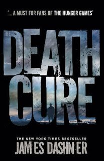 Polkadot's Book Blog: Review: The Death Cure - James Dashner