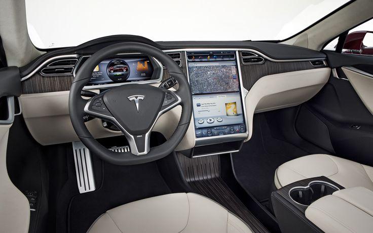 tesla model s | 2012 Tesla Model S Interior Photo 3