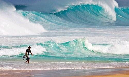 North Shore- Oahu, Hawaii